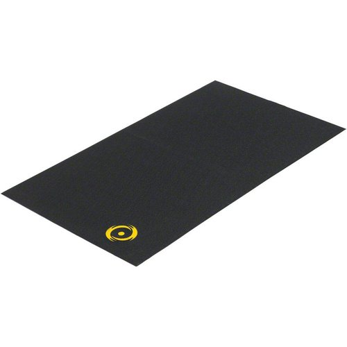 CycleOps CycleOps Trainer Mat, Protects Floors