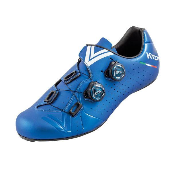 Vittoria Velar Road Shoes - Blue