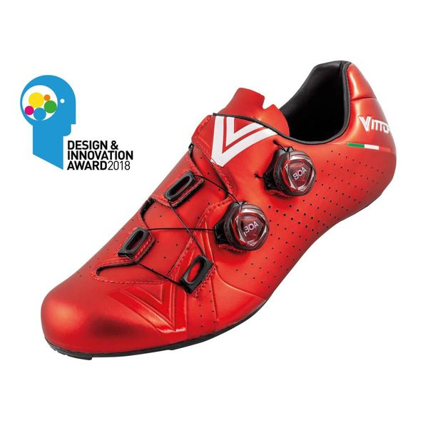 Vittoria USA Vittoria Velar Road Shoes - Red