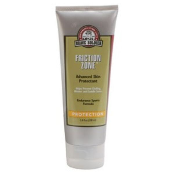Brave Soldier Brave Soldier Friction Zone: 2.5oz. Tube