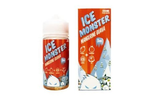 Ice Monster: Mangerine Guava 0mg 100ml