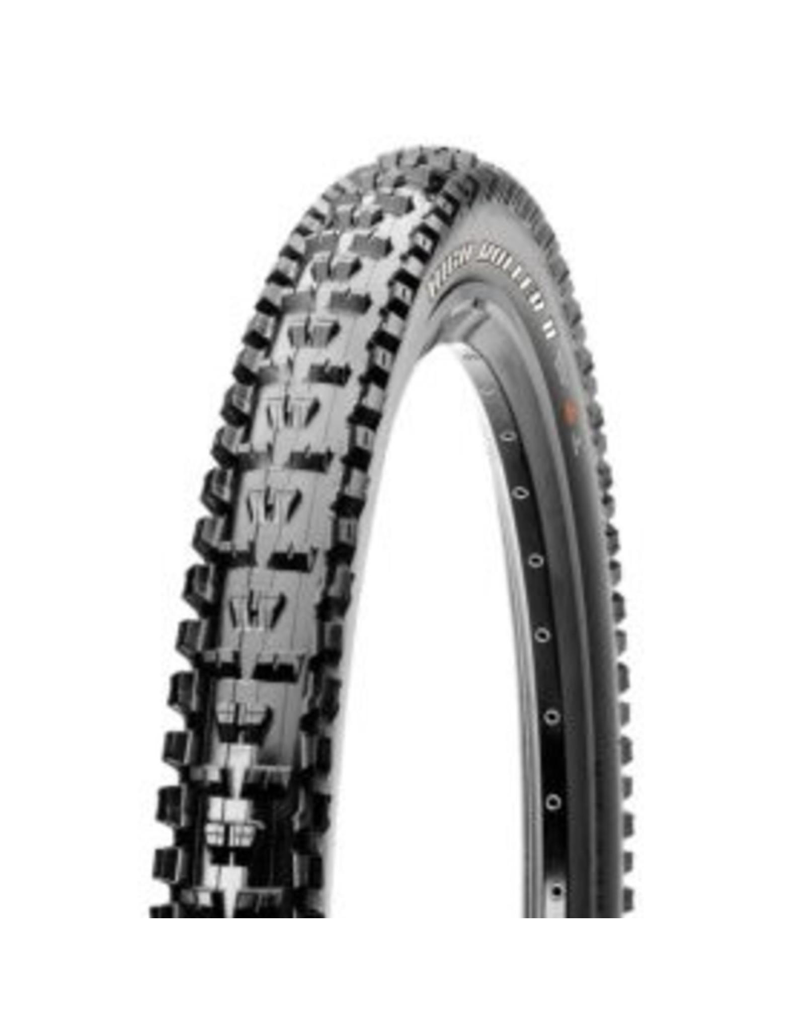 Maxxis High Roller II, 27.5x2.40, Pliable, 3C Maxx Terra, Tringle, EXO, 60TPI, 65PSI, Noir