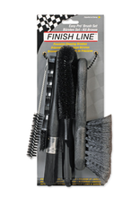Finish Line KIT DES BROSSES 5PC