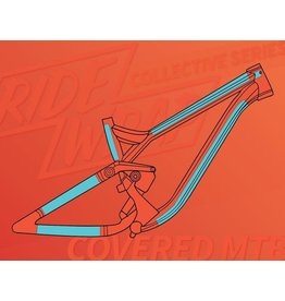 Ridewrap Covered Frame Protection Kit, MTB S/M