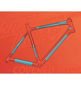 Ridewrap Covered Frame Protection Kit, Road S/M