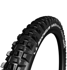 Michelin Michelin, Wild Enduro Front, Tire, 27.5''x2.40, Folding, Tubeless Ready, GUM-X, GravityShield, 60TPI, Black