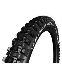 Michelin Wild Enduro Front, Tire, 27.5''x2.40, Folding, Tubeless Ready, GUM-X, GravityShield, 60TPI, Black