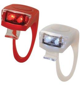 Torch Torch, White Bright Flex 2/Tail Bright Flex 2 Set 4234+4233, Flashing light, Set