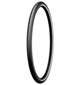 Michelin Michelin, Protek, 700x28C, Wire, Clincher, Protek 1mm, Reflex, 22TPI, 36-87PSI, Black