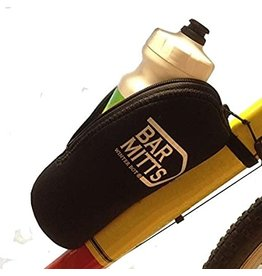 barr mitts Neoprene Water Bottle Enclosure and Cage /each