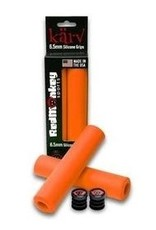 Red Monkey GRIP KARV XT 6.5MM SILICONE ORANGE
