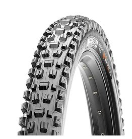 Maxxis Assegai, Tire 27.5''x2.50, Folding, Tubeless Ready, 3C Maxx Terra, EXO, Wide Trail, 60TPI, Black