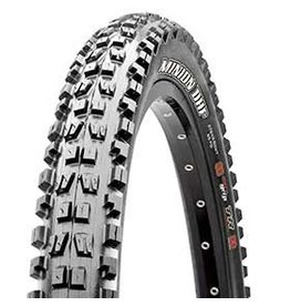 Maxxis Minion DHF, 27.5x2.50, Pliable, 3C Maxx Grip, Tubeless Ready, EXO, Wide Trail, 60TPI, 50PSI, Noir