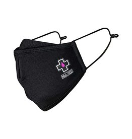 Muc-Off Muc-Off, Reusable Face Mask, Black, S