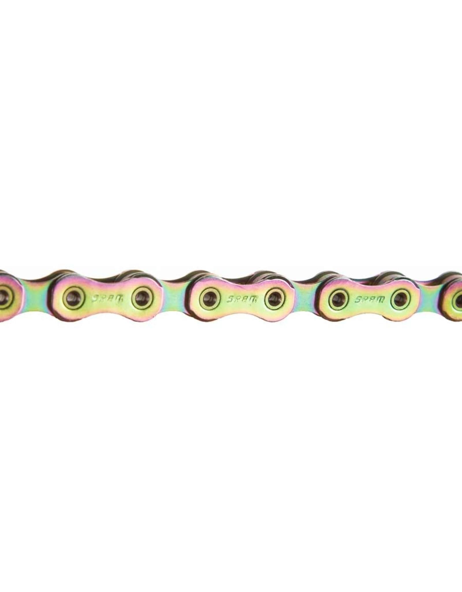 Sram SRAM, PC-XX1 Eagle, Chaine, Vitesses: 12, Mailles: 126, Multicolore