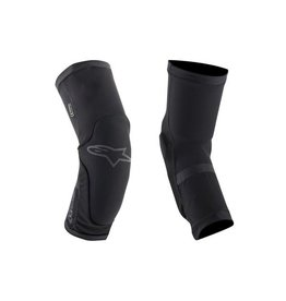 Alpinestars ALPINESTARS PROTECTION - PARAGON PLUS KNEE PROTECTOR 2020: BLACK XS