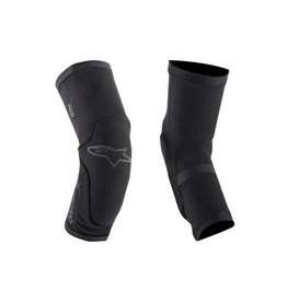 Alpinestars ALPINESTARS PROTECTION - PARAGON PLUS KNEE PROTECTOR 2020: BLACK XL