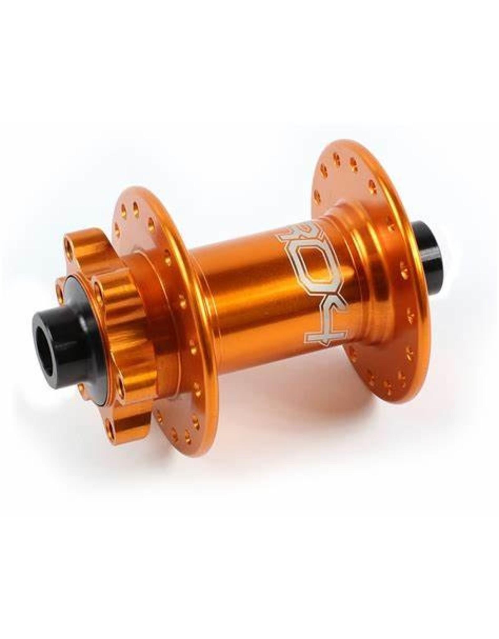 Hope pro 4 32t avant, orange 110mm x 15mm
