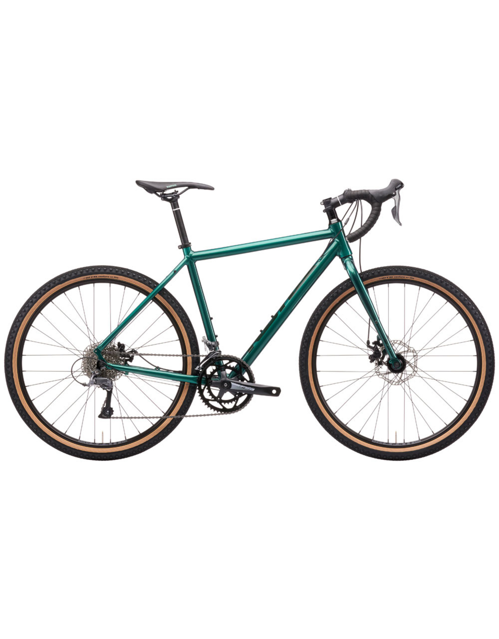 Rove AL 650 Gloss Metallic Canyon Green 54cm