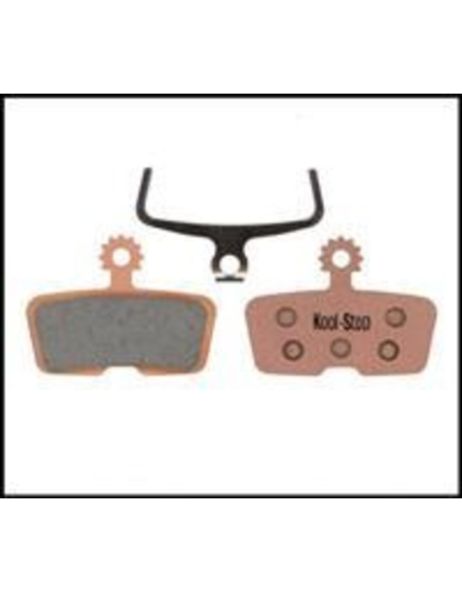 Kool Stop Kool-Stop Avid Code R (2011) Sintered Disc Brake Pads Copper Plate