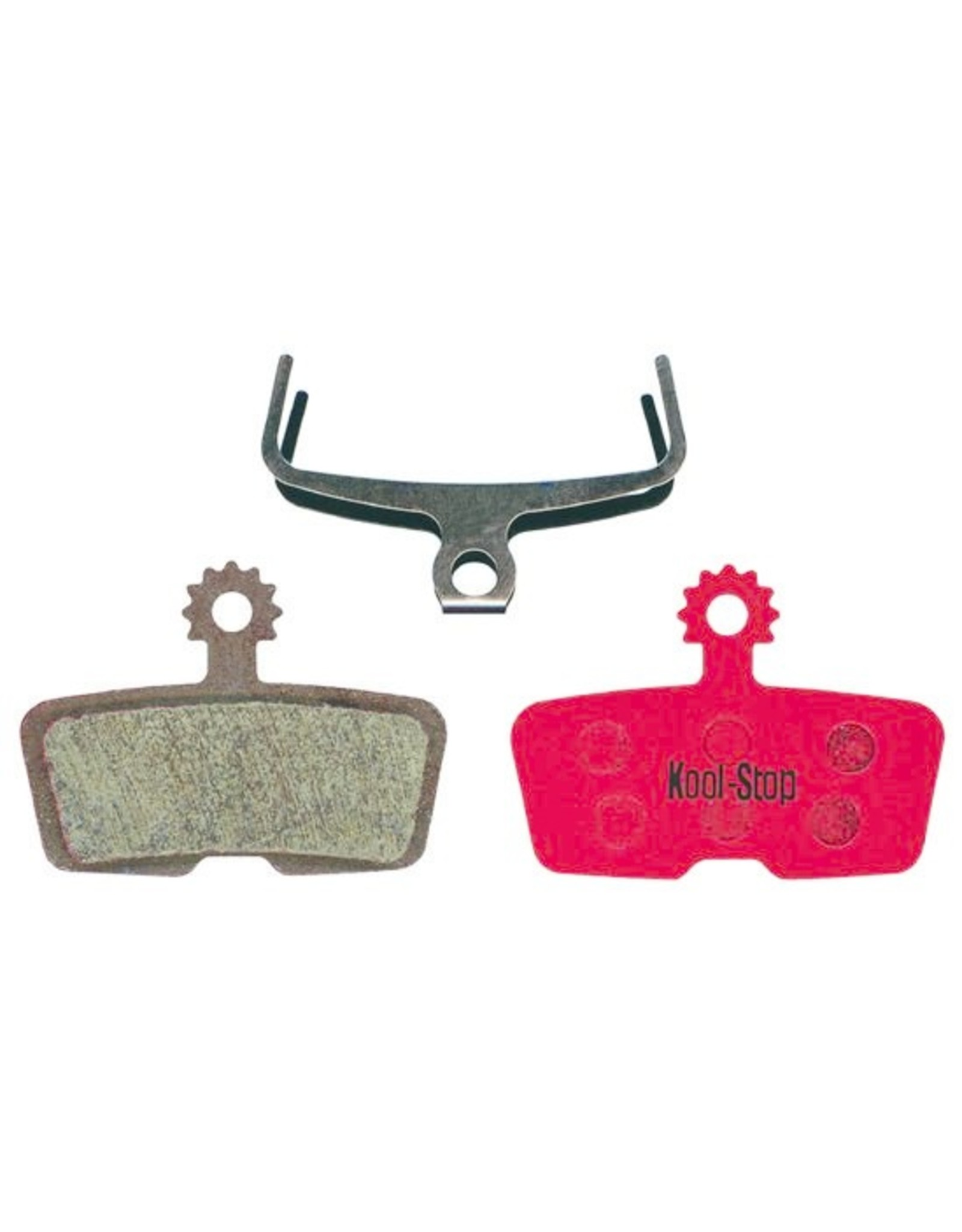Kool-Stop Kool-Stop Avid Code R (2011) RF Disc Brake Pads Steel Plate