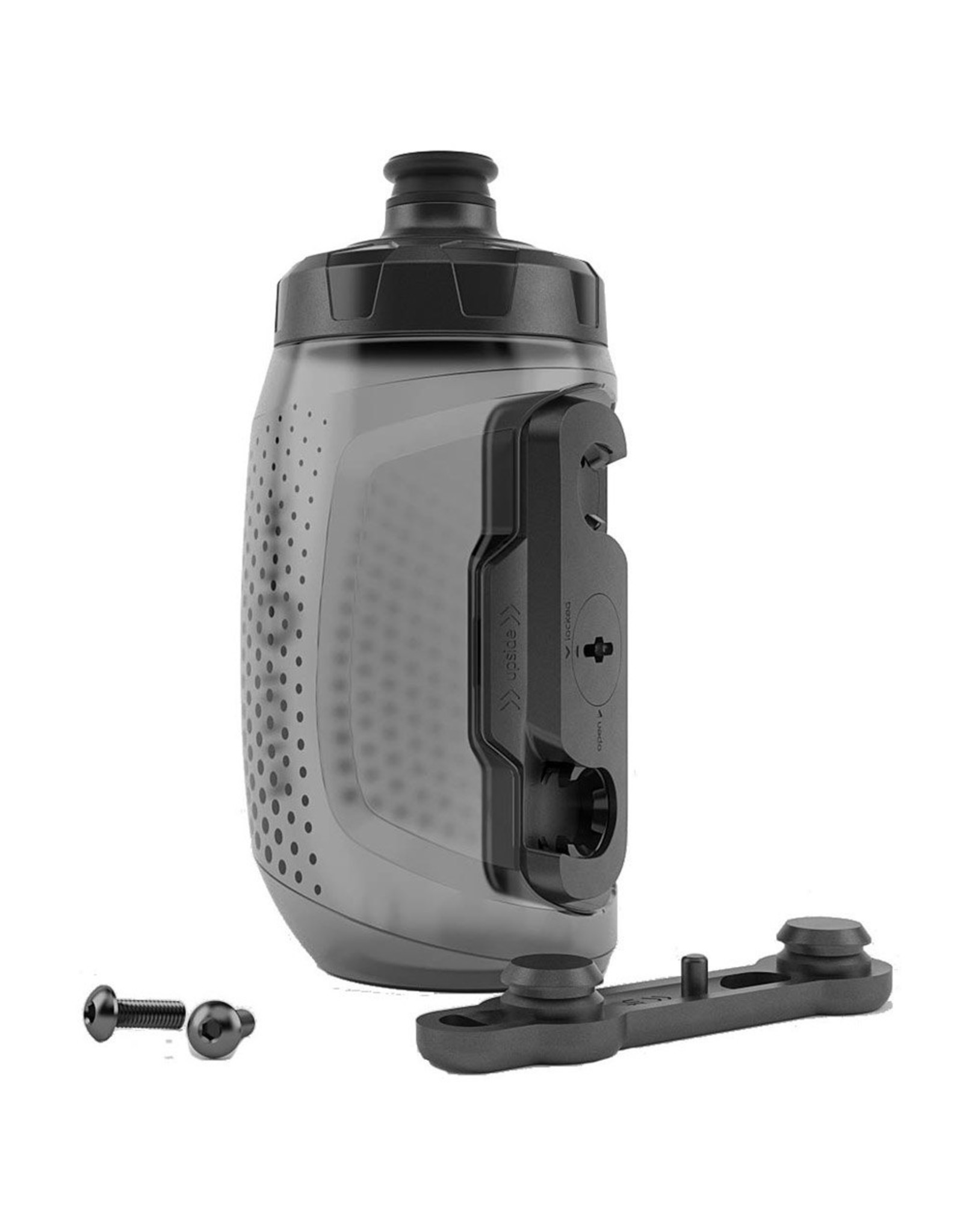 Fidlock FIDLOCK BOTTLE 590ML WITH BIKE BASE CLEAR