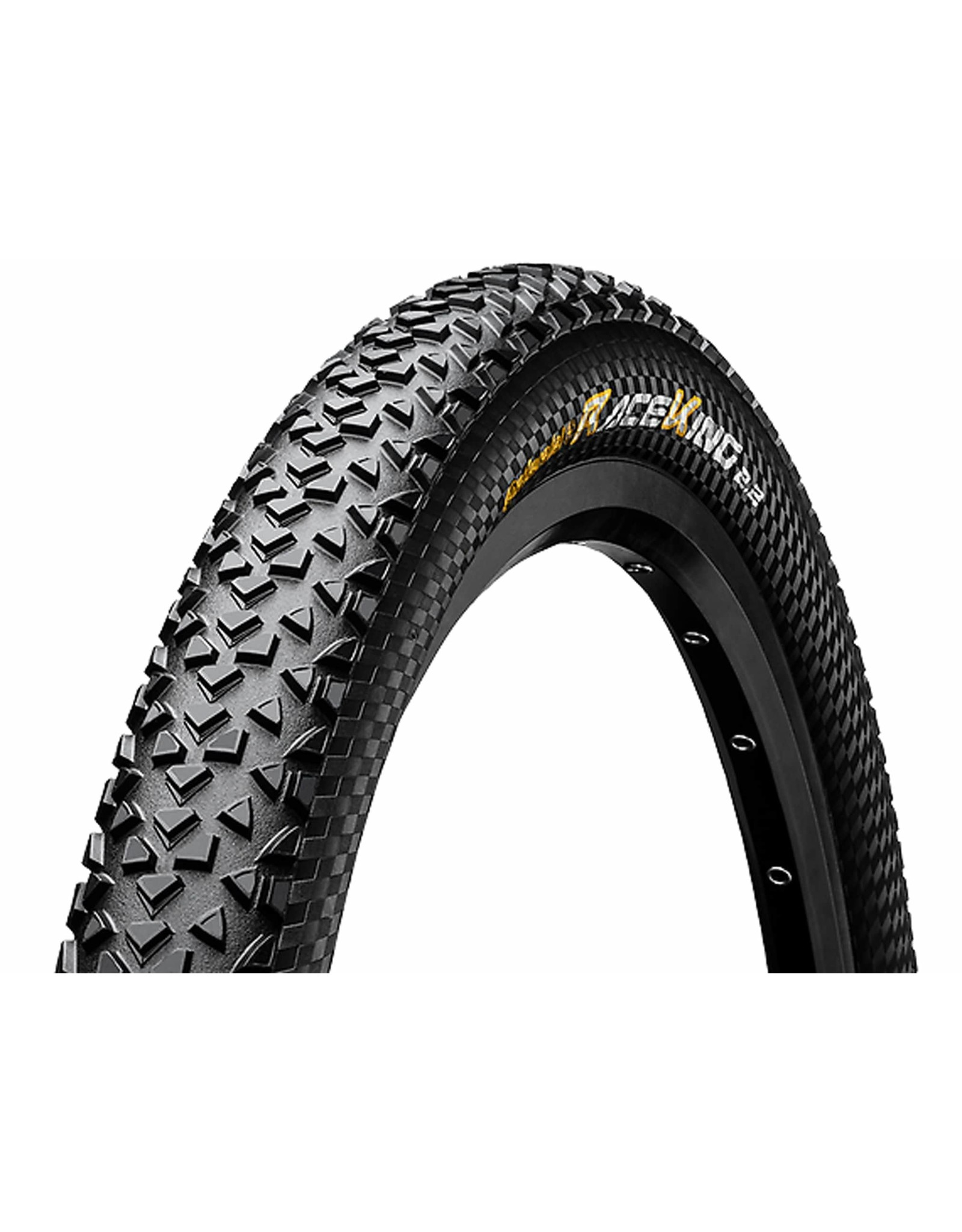 CONTINENTAL ESSENTIAL - RACE KING 27.5 X 2.2 PLIABLE SHEILDWALL