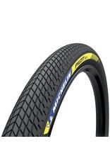 Michelin Michelin, Pilot SX, Pneu, 20''x1.70, Pliable, Tubeless Ready, 60TPI, Noir