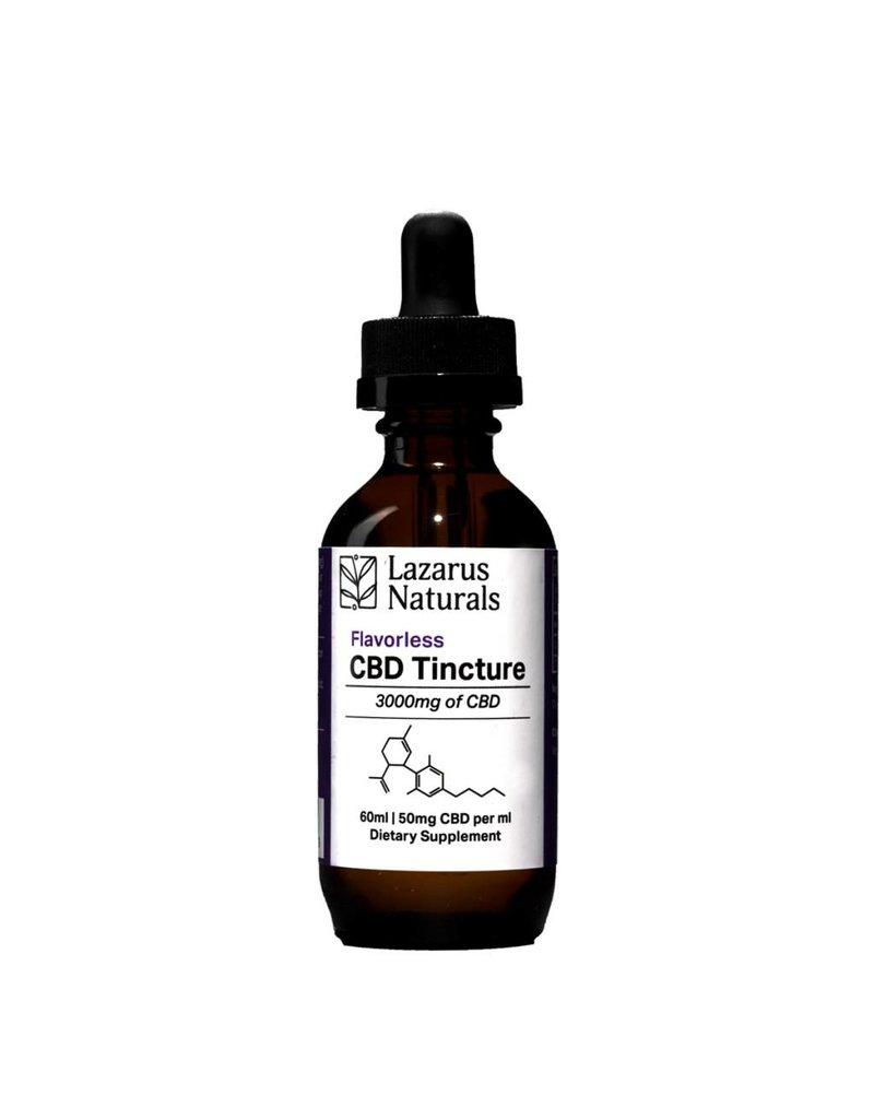 Lazarus Naturals 3,000mg Flavorless Lazarus High Potency Tincture 60ml