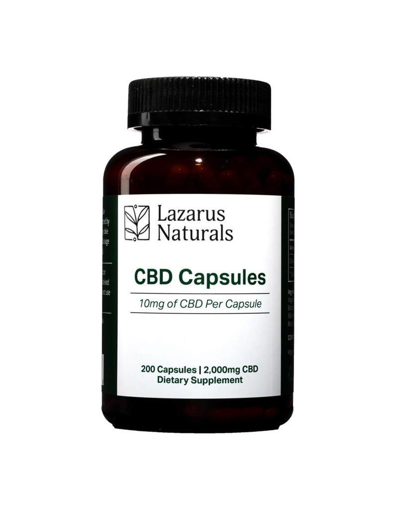 Lazarus Naturals 10mg Lazarus Capsules (200 Count)