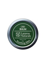 Lazarus Naturals 300mg Lazarus Soothing Mint CBD Balm