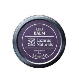 Lazarus Naturals 300mg Lazarus Lavender CBD Balm
