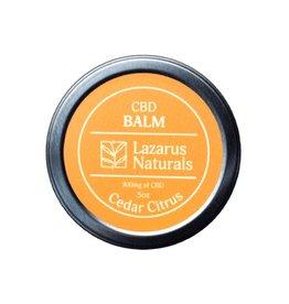 Lazarus Naturals 300mg Lazarus Cedar Citrus CBD Balm