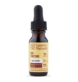 Lazarus Naturals 750mg French Vanilla Mocha Lazarus High Potency Tincture 15ml