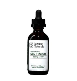 Lazarus Naturals 900mg Lazarus Standard Potency Tincture 60ml