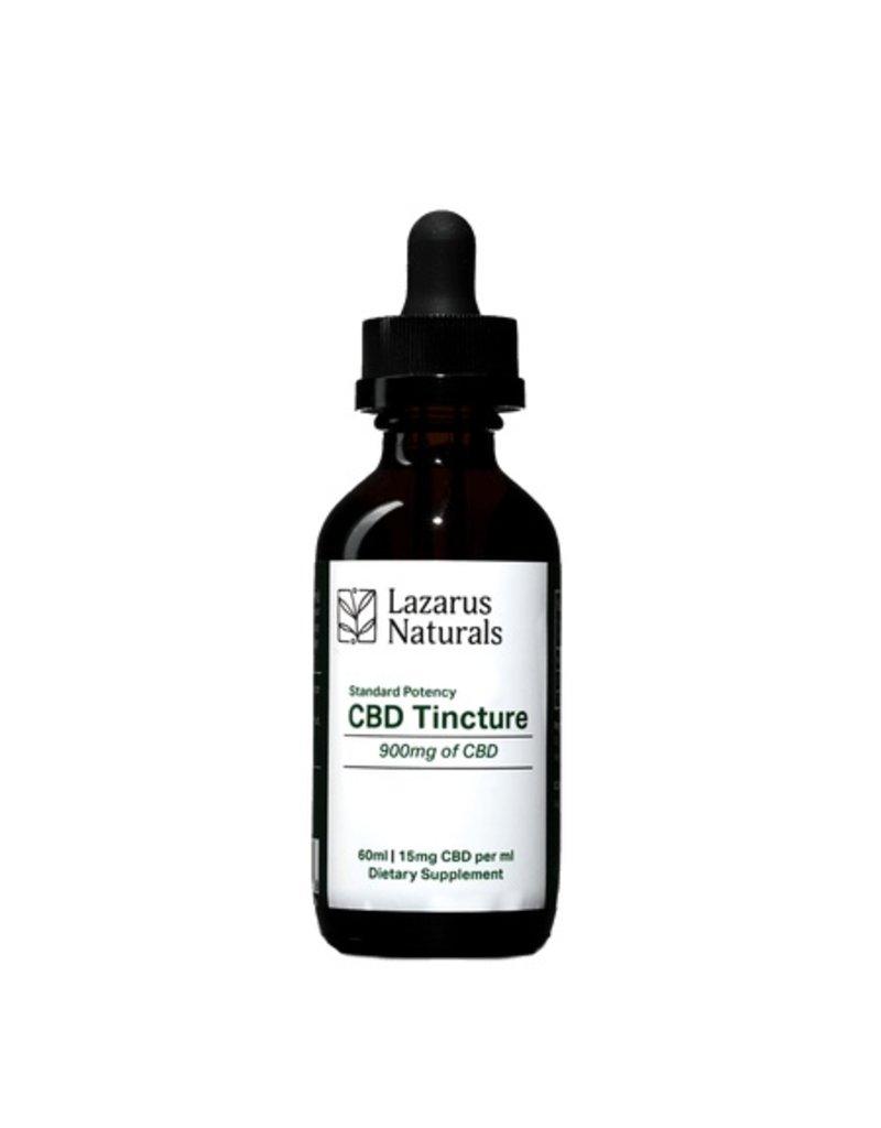 Lazarus Naturals 900mg Lazarus Standard Potency Tincture 60ml
