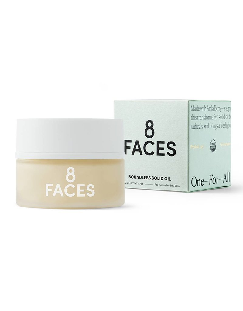 8 FACES 8 FACES-Boundless Oil Salve
