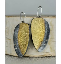 Jenny Reeves Nebula Earrings Keum Boo Diamonds