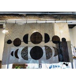Jess Feury Textiles Moon Phase Textile