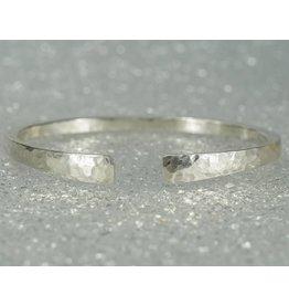 Elle Naz Mens Sterling Silver Bracelet
