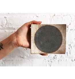 MQuan Studio Soap Dish: Celadon Moon