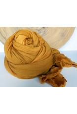 Scarf Shop Organic Cashmere Scarf-Saffron