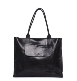 ABLE Mare Pocket Tote: Black