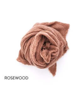 Scarf Shop Wool Scarf-Rosewood
