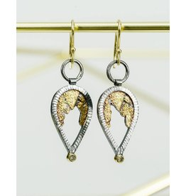 Jenny Reeves Terra Bud Earrings-OX