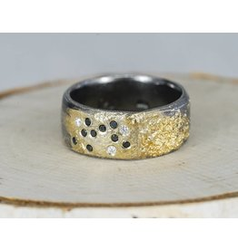 Kate Maller Stay Golden Band: Size 7