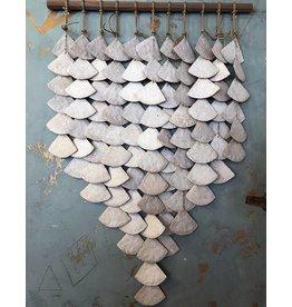 MQuan Studio 11 Stran Shell Wall Hanging