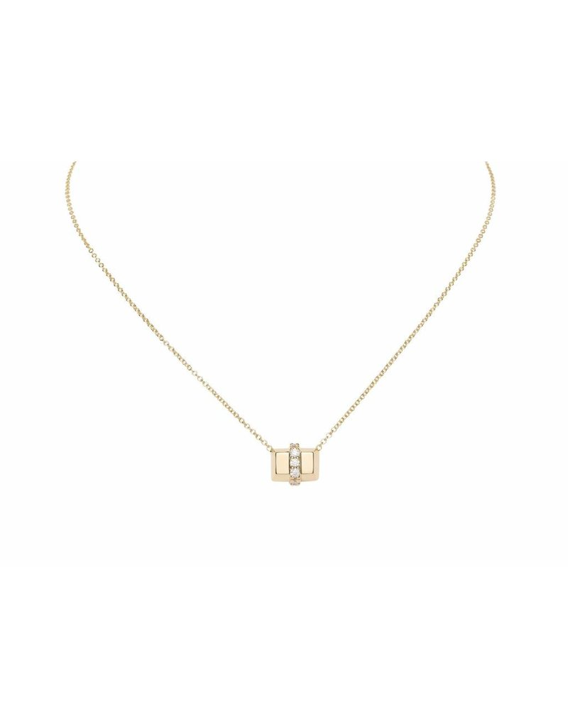 Alex Fitz Behind The Bars Necklace