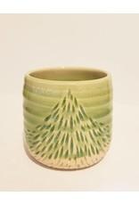 Unurth Ceramics Ray Cup-Lime