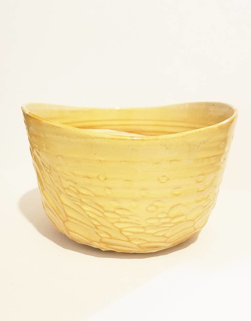 Unurth Ceramics Canyon Planter-Shino